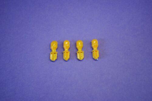 CORGI JAMES BOND TOYOTA No.336 jaune missiles peints casting//pièces détachées
