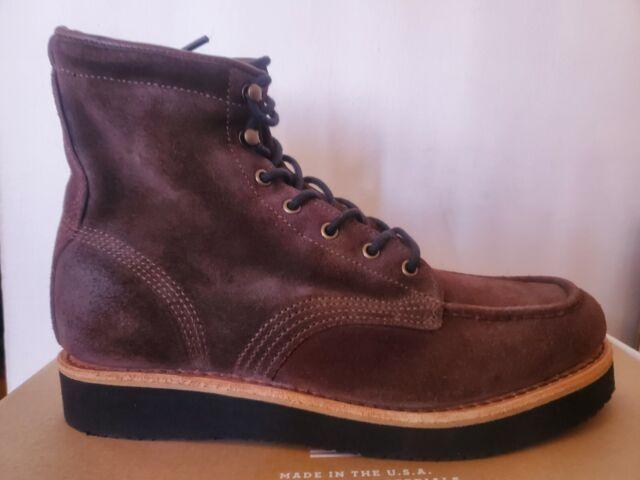 Suposiciones, suposiciones. Adivinar educar ciclo  Men's Timberland American Craft MOC Toe Boot US 9 for sale online | eBay
