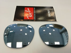 CRISTALES-RAY-BAN-CLUBMASTER-RB3016-amp-RB3507-49-SILVER-REPLACEMENT-LENS-LENTES