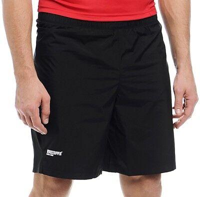 Asics Windstopper Mens Running Shorts - Black Stabile Konstruktion