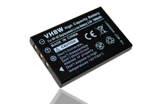 Batería para Aiptek PocketDV 5700 Bolsillo-DV 8700
