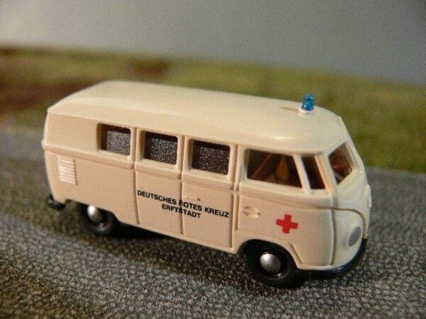1/87 Brekina   0018 VW t1 a RDC 60 anni erfstadt 1986 Bus