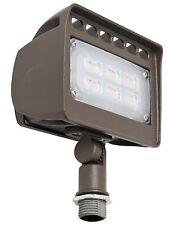Westgate LED Outdoor Flood Light ? Knuckle Mount 120-277V - Aluminum Housing