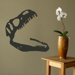 Dinosaurr Skull Dinosaur Wall Stickers  Dino Wall Decal  Wall Transfers di13 - <span itemprop=availableAtOrFrom>Tamworth, Staffordshire, United Kingdom</span> - Returns accepted Most purchases from business sellers are protected by the Consumer Contract Regulations 2013 which give you the right to cancel the purchase within 14 day - Tamworth, Staffordshire, United Kingdom