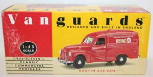 Vanguards-1-43-Scale-VA3010-Austin-A40-Van-Heinz