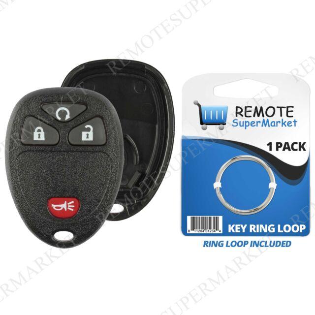 2 for Chevy Silverado Suburban 1500 2500 3500 Remote Key 3b Set Non OEM