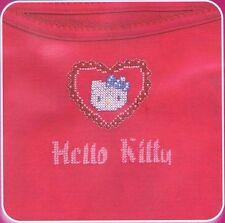 Amor De Kitty Hello Kitty Custo Cross Stitch Kit de DMC utilizando residuos De Lona