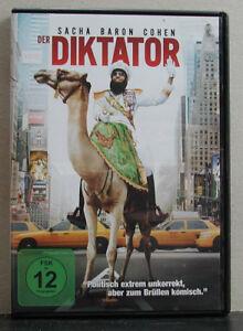 DVD Der Diktator - FSK 12