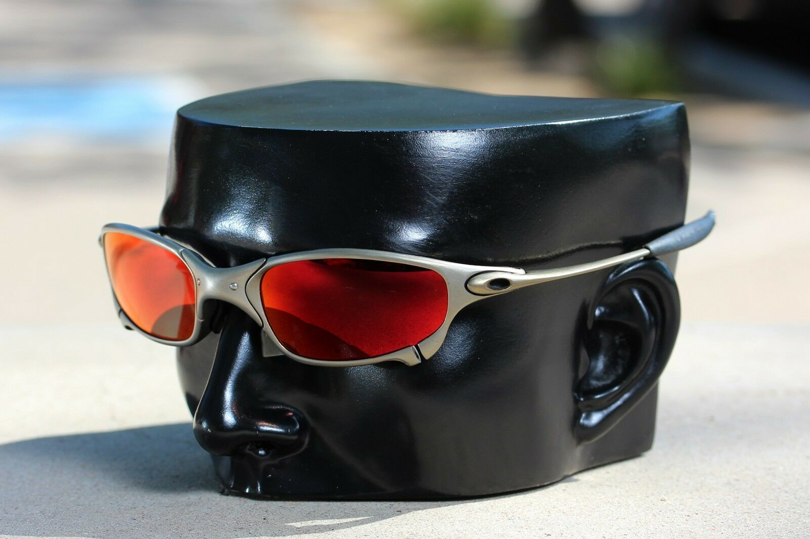 Polarized Ikon Replacement Lenses For Oakley X Metal