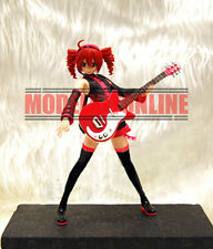 KASANE TETO VOCALOID GUITAR WONDERFEST CUTE 1/8 UNPAINTED RESIN FIGURE MODEL KIT