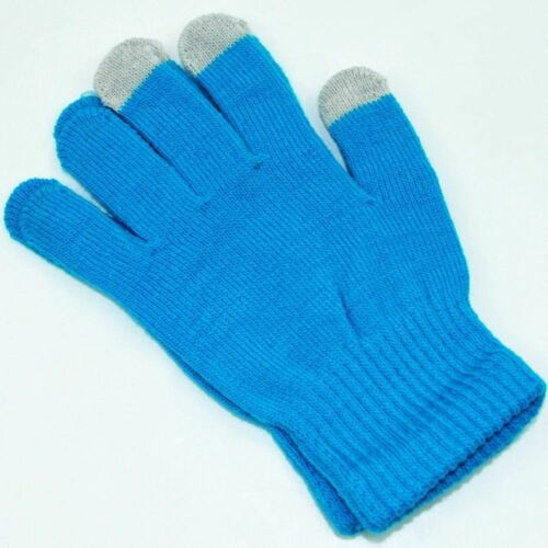 Women Men Knit Texting Capacitive Smartphone Warm Winter Touch Screen Gloves