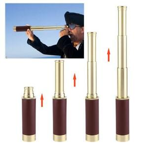 Portable-Telescope-Monocular-Kid-039-s-25x30-High-Power-HD-Night-Vision-Outdoor-Use