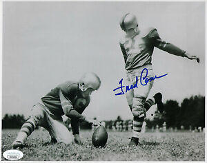 PACKERS-Fred-Cone-signed-8x10-photo-JSA-COA-AUTO-HOFer-Autographed-Kicker
