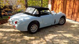 1959 Austin Healey Bugeye Sprite - FULLY RESTORED