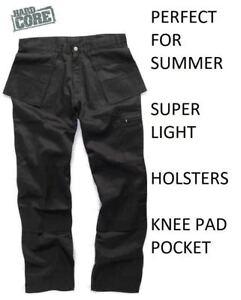 Nucleo-duro-Grano-Duro-Negro-Funda-de-carga-de-verano-el-comercio-del-pantalon-ligero-oferta