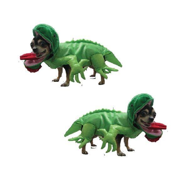 High Quality Dog Costume - IGUANA COSTUMES Dress Your Dogs Like Lizard Reptile