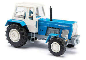Busch-42855-Tractor-ZT303-With-Farmer-Blue-H0-New-2020