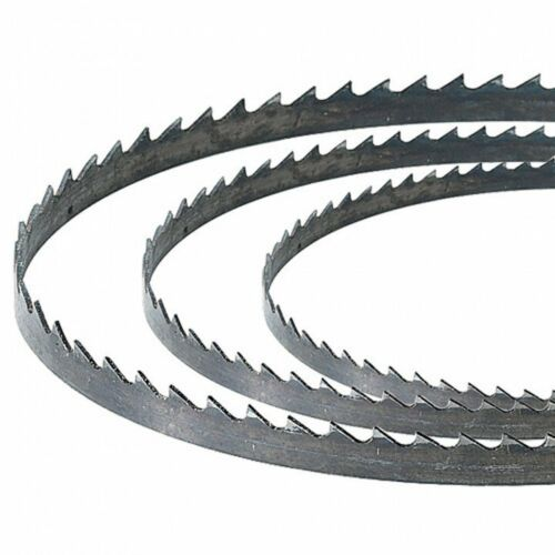 WOOD CUTTING 70 1//2inch 1790mm x 3//8inch x .014inch BANDSAW BLADE VARIOUS TPI/'s