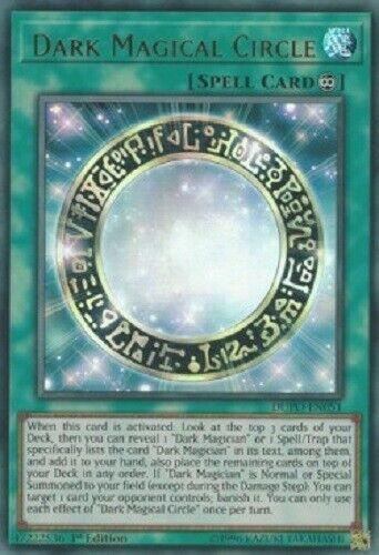 Dark Magical Circle DUPO-EN051 Near Mint Edition! 1 YUGIOH! Ultra Rare