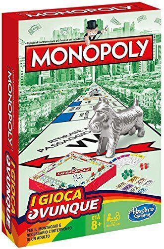 Monopoly - Travel Versione da Viaggio