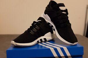 7 Adidas nere Originals Eqt da Scarpe Size Support Adv uomo Bb1260 FTTzqX