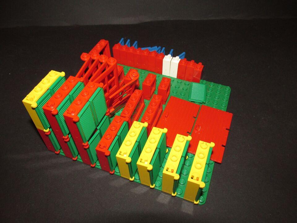 Lego andet, bygnings dele til gammelt Lego