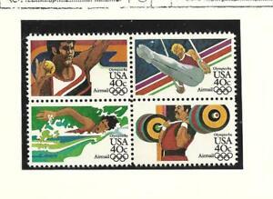 Estados Unidos Juegos Olimpicos Los Angeles Serie del año 1983 (FT-1)