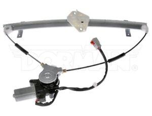 Honda CRV Power Window Front Left Driver Motor Regulator Assembly