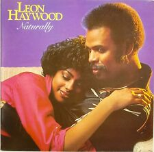 "12"" LP-Leon Haywood-naturally-b809-RAR-Slavati & cleaned"