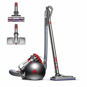Dyson-Big-Ball-Musclehead-Canister-Vacuum-Red-New