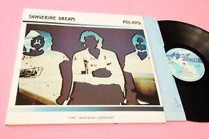 Tangerine Dream 2LP Poland Orig 1984 EX+ Gatefold Cover Toopppp
