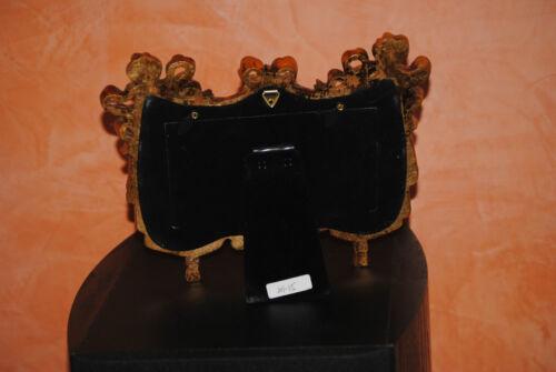 Doppelt Antik Barock Bilderrahmen Fotorahmen  Rahmen Deko  Gold Antik Finsh