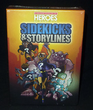 Heroes Of Metro City Expansion Sidekicks & Storylines 3 Some Games New
