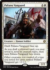 PALIANO VANGUARD Conspiracy: Take the Crown MTG White Human Soldier Rare