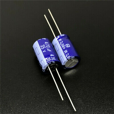 Lots of 2 to 10 Panasonic FM 1000uF 25V 105C 12.5x20mm Electrolytic Capacitors
