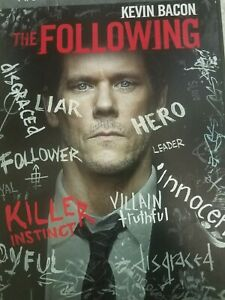 The-Following-The-Complete-Third-Season-DVD-2015-4-Disc-Set-missing-disc-1