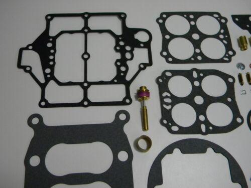 Carter WCFB 1955-1961 2x4 Chevrolet Corvette Carburetor Complete Rebuild Kit