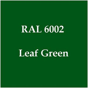 Image Is Loading Ral 6002 High Quality Cellulose Paint Leaf Green