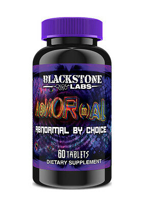 Blackstone Labs ABNORMAL 60ct | Build Muscle | DHEA 19-nor | FREE SHIPPING