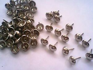 Image Is Loading Lots 100pcs Upholstery Nails Tacks Studs Pins 11