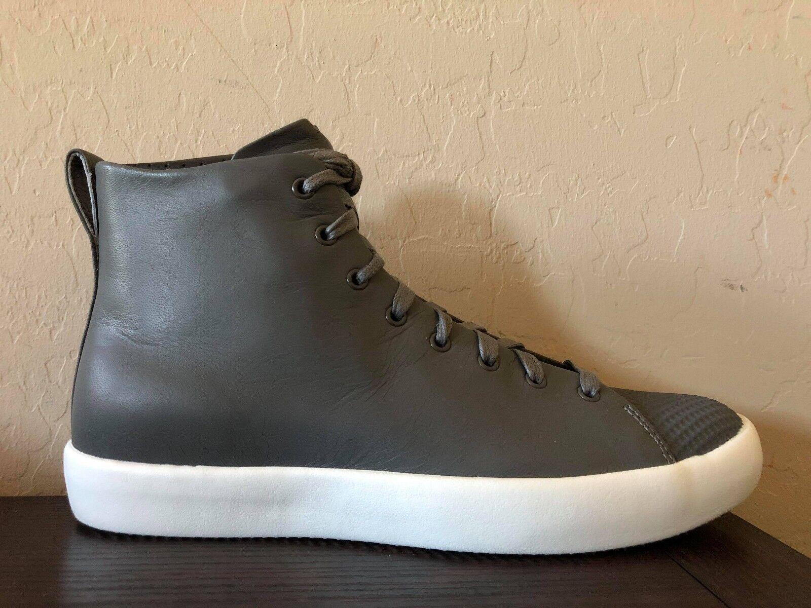 Converse Chuck Taylor ALL STAR MODERN HI SHOES size 9 $140 CHARCOAL GREY Scarpe classiche da uomo
