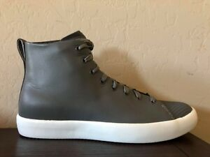 4380e1a2af26 Converse Chuck Taylor ALL STAR MODERN HI SHOES size 8.5  140 ...