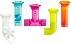 Boon-Pipes-Building-Bath-Toy-Set-Toddler-Child-Fun-Tub-Toy-Waterway-BN