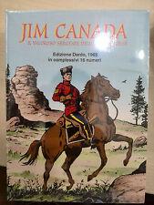 JIM CANADA 1/16 ANASTATICHE IN DUE COFANETTI - COMPLETA
