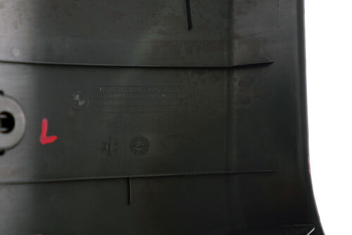 BMW 1 2 Series F20 F21 F23 F87 Side Trim Panel Front Left N//S Bottom 7221901