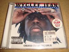 WYCLEF JEAN - Cheated (To All The Girls)  (Single-/Maxi-CD)