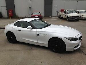 Full Car Wrap Fitted For Bmw Z4 E89 Hard Top Convertible