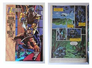 Ninjak-10-Valiant-Voyager-Communications-Dicembre-1994-Russian-roulette