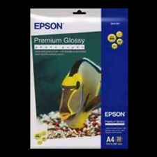 EPSON A4 PREMIUM GLOSSY PHOTO PAPER 20 SHTS NEXT DAY DELIVERY