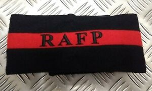 Genuine-British-Air-Force-RAF-POLICE-R-A-F-P-Adjustable-Armlet-Armband-GD1